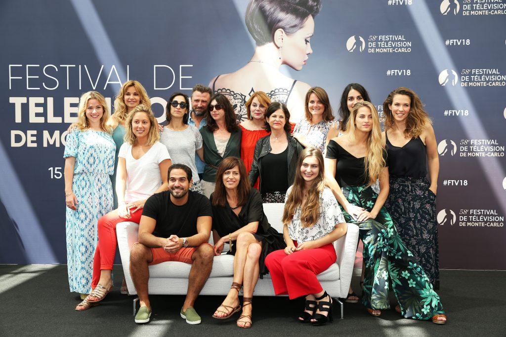 58E FESTIVAL DE TELEVISION DE MONTE CARLO : DEMAIN NOUS APPARTIENT Crédit Photo : © festival de television de Monte Carlo