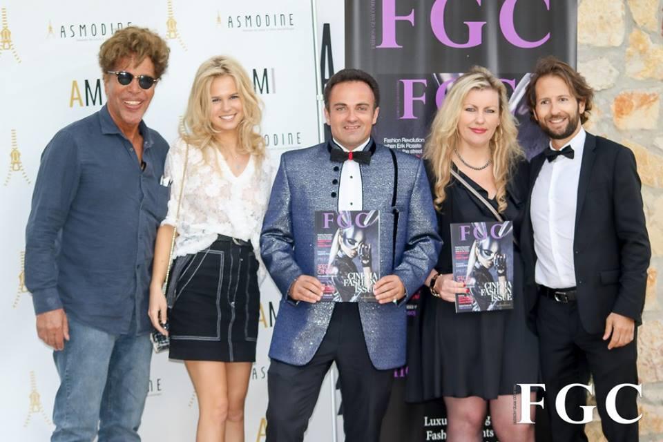 Igor Bogdanoff, Julie Jardon, Laurent Amar, France Marie Myriam Larrière et Benjamin Zeitoun.