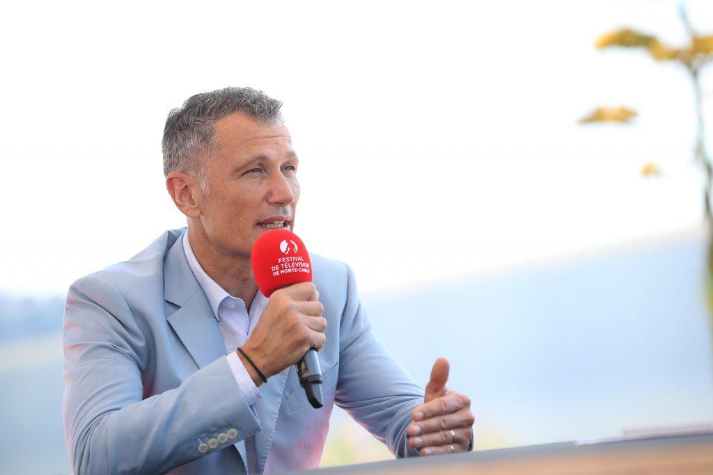 Laurent Puons :  CEO Festival de Télévision de Monte-Carlo