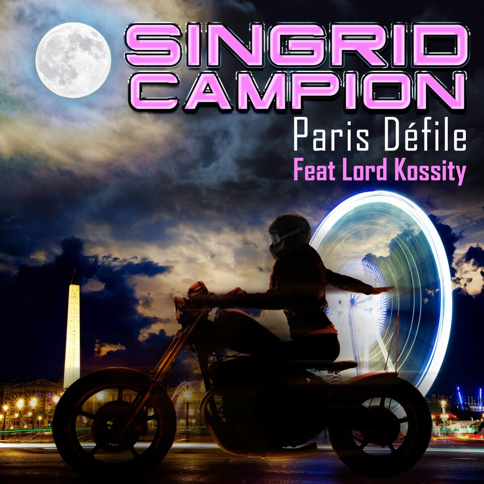 Jaquette du single Paris Défile