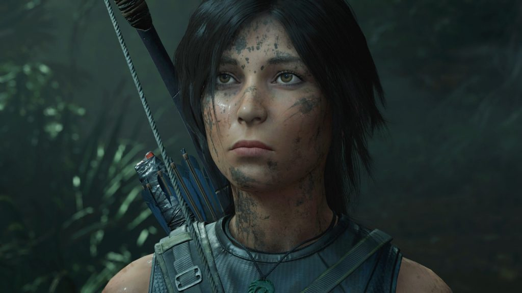 Lara Croft... Sublime !