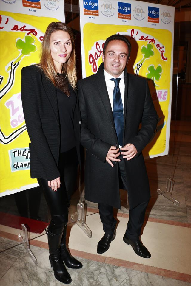 Alexandra du Bachelor édition 2013 (NT1) et Laurent Amar